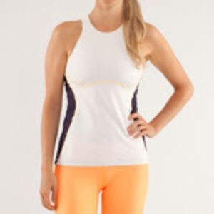 """Lululemon """"Spin It To Win It"""" Tank Top 8 NWT (NEW)"""